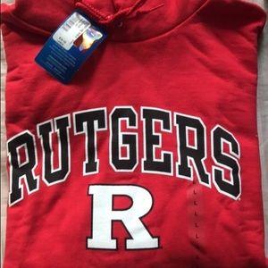 Rutgers Champion Sweatshirt Hoodie